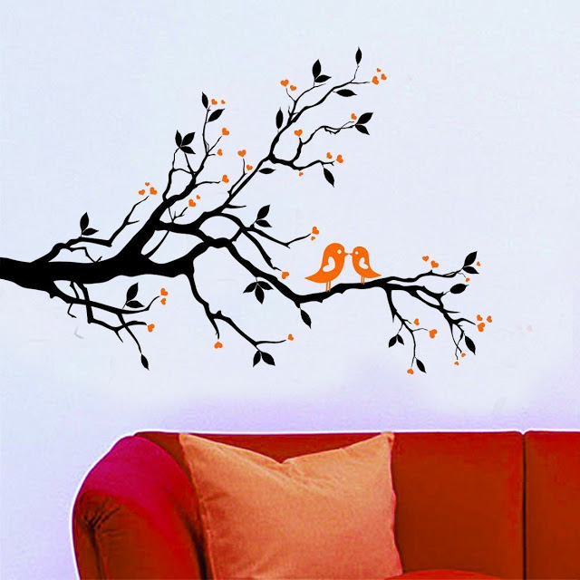 Wall Stickers USA Contemporary Wall Sticker Decal