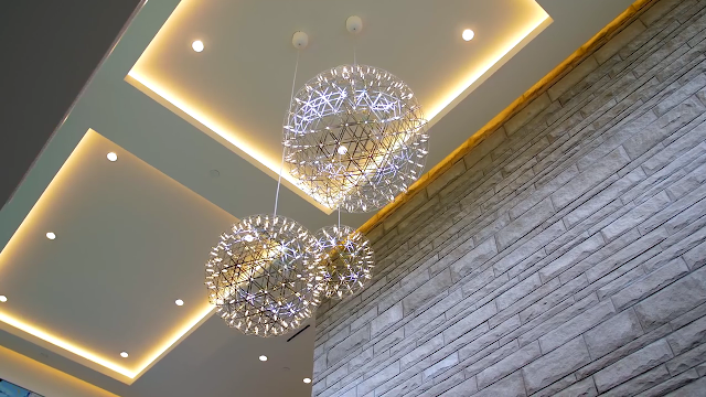 Latest Ceiling Ideas For Home With Fan (14)