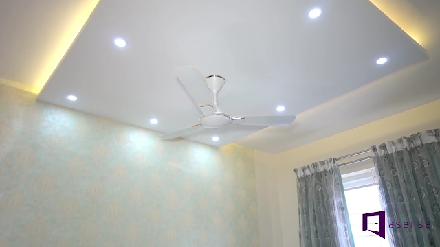 Latest Ceiling Ideas For Home With Fan (2)
