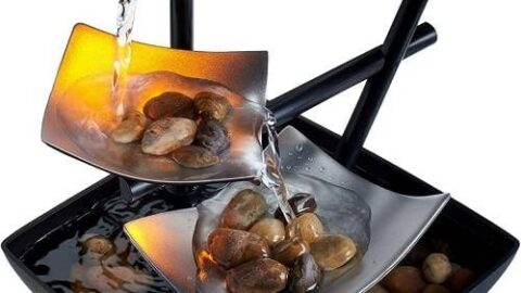 Relaxation Indoor Tabletop Fountain
